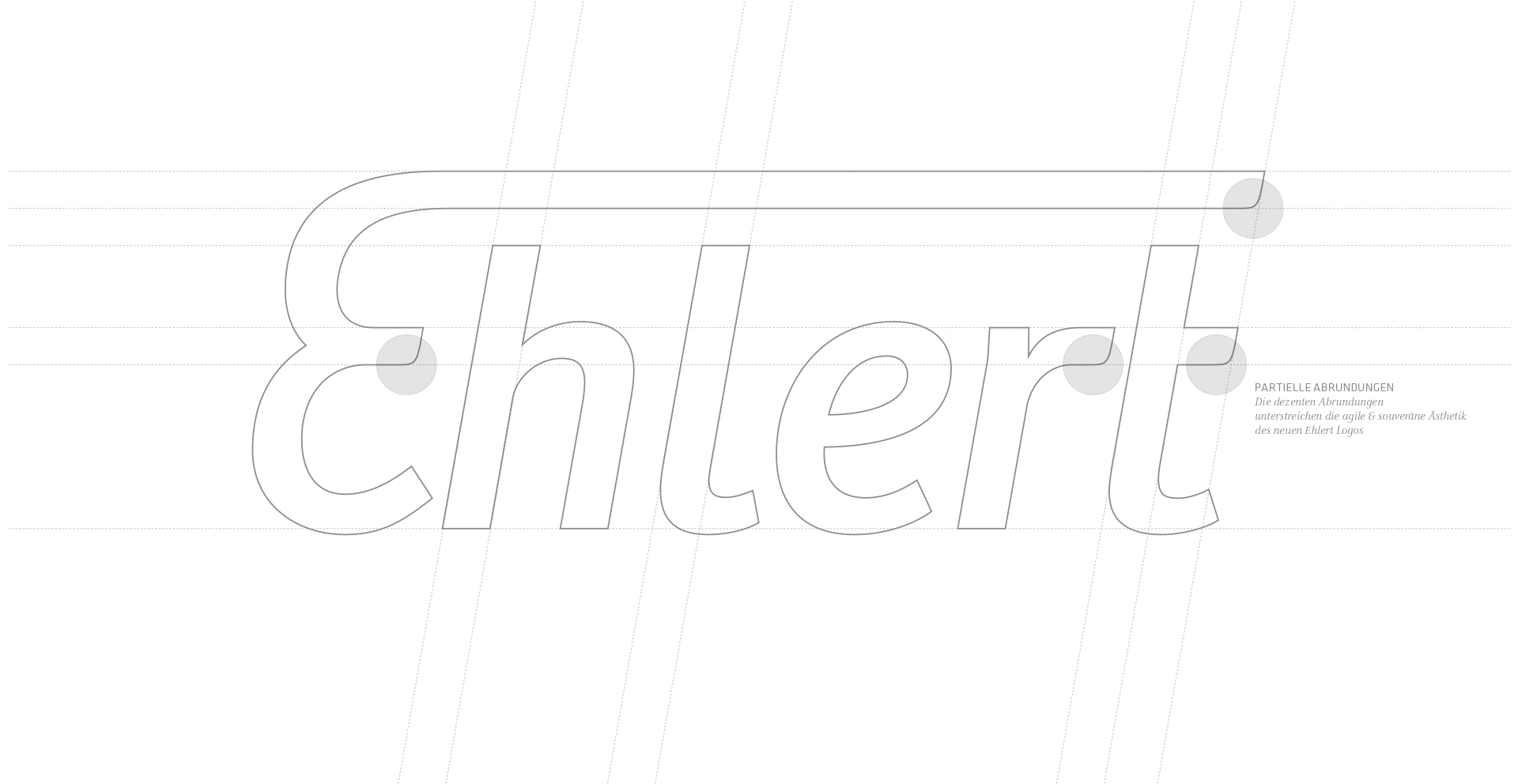 Ehlert Logoentwicklung