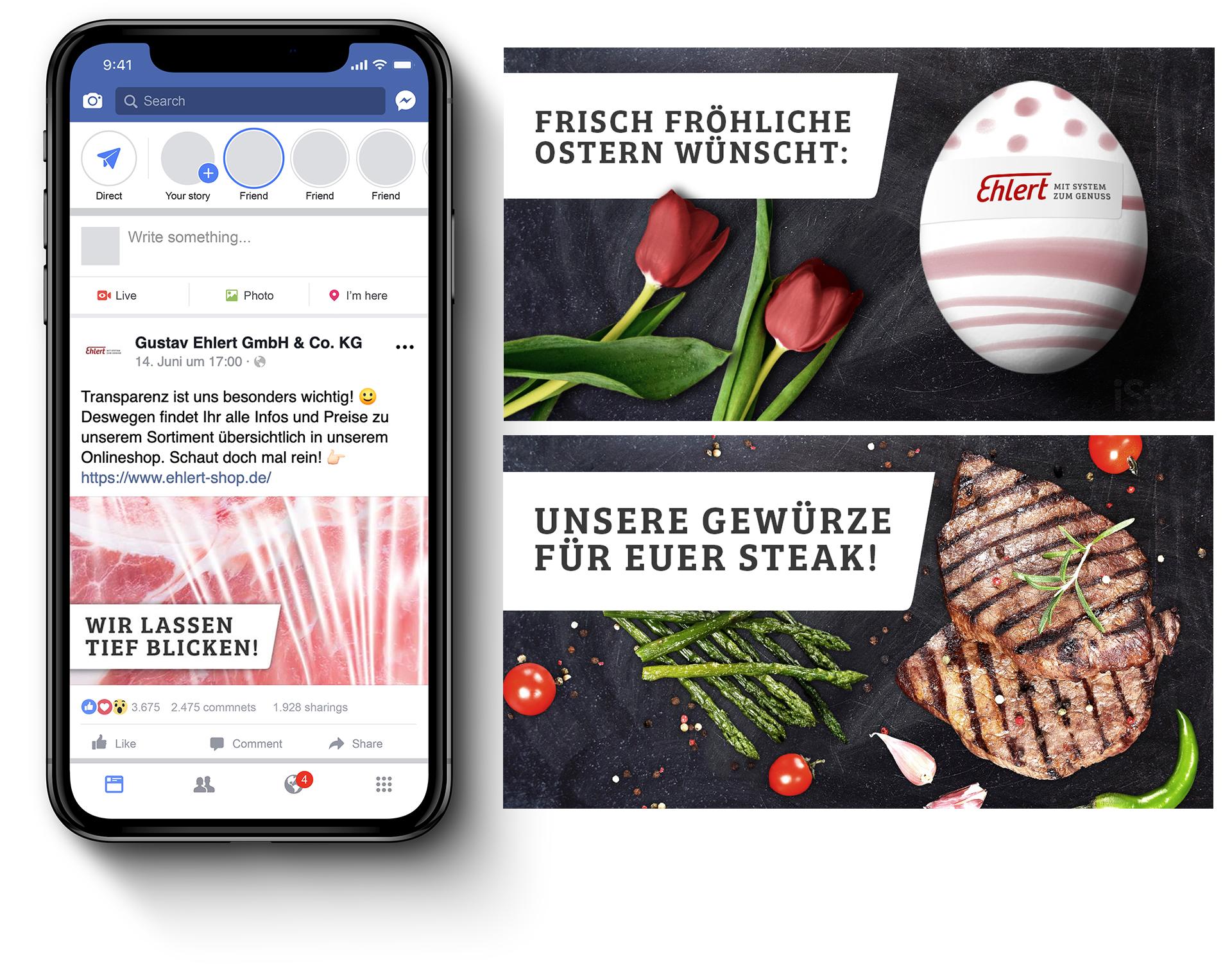 Ehlert Social Media